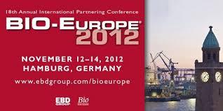 Bio Europe  2012