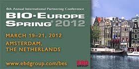 Bio Europe Spring 2012